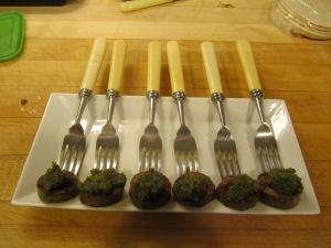 forks+food